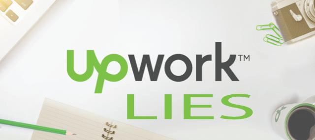 Upwork-Lies