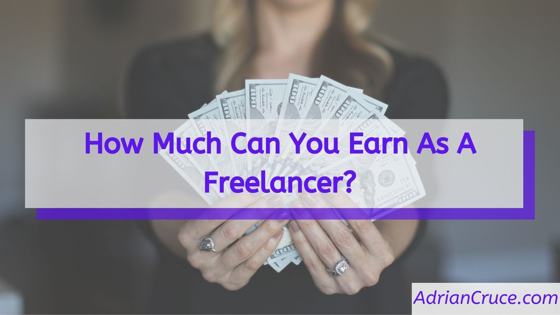 how much can you earn as a freelancer
