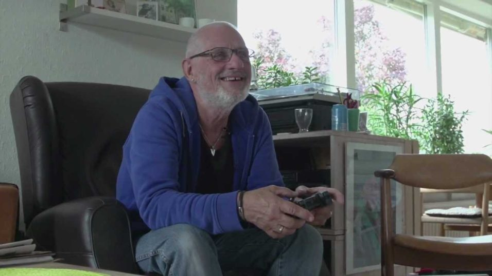 73 year old gamer