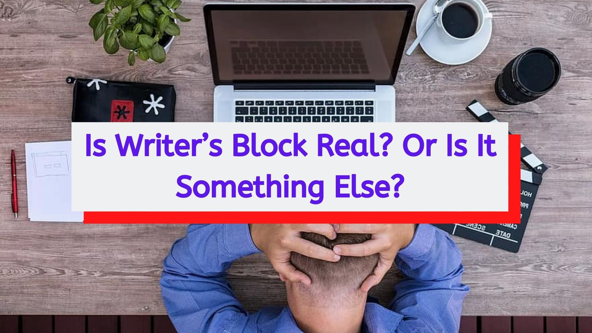 is writer's block real