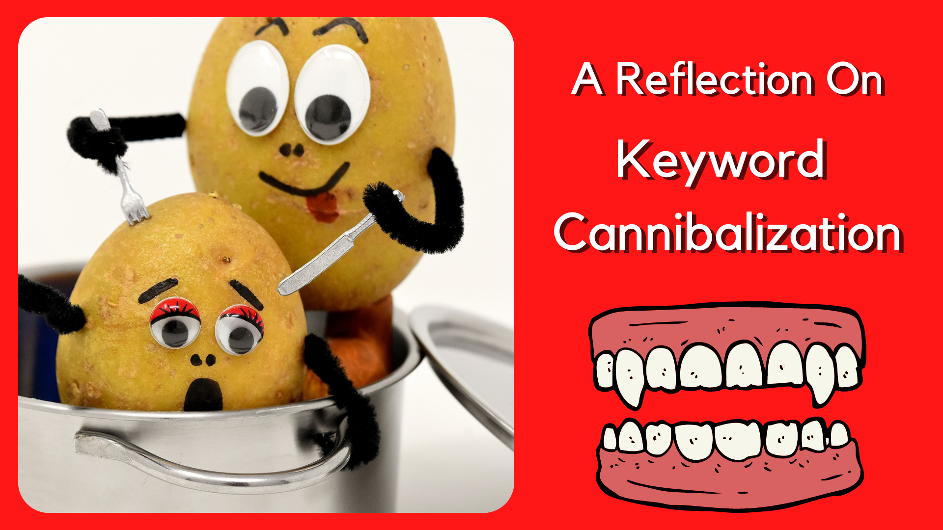 a reflection on keyword cannibalization