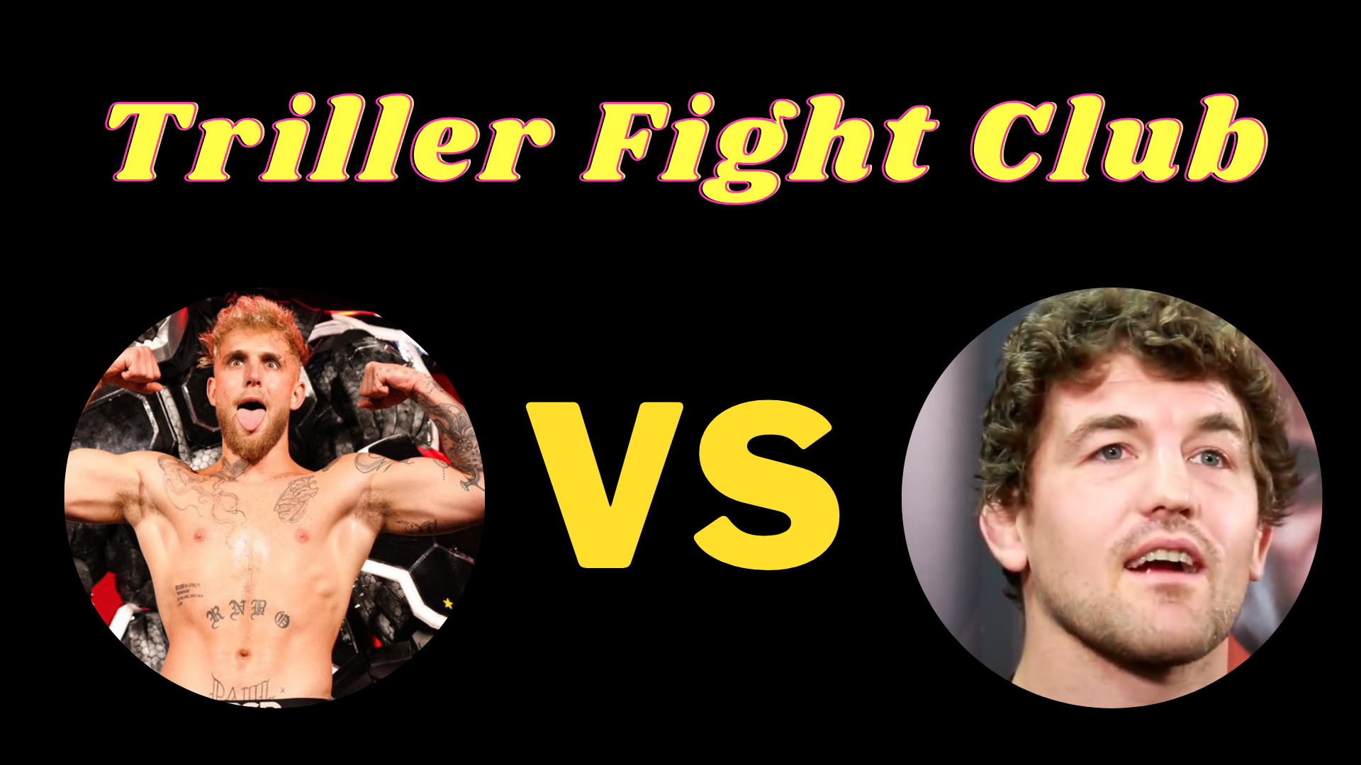 triller fight club - the worst fighting event I ever saw